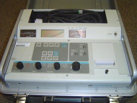 IRD Model 880 vibration analyzer balancer