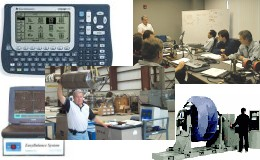 dynamic balancing machines, instruments, calibration, training